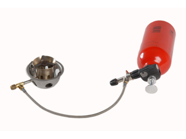 Trangia Multifuel burner X2 Camping Stove red/silver